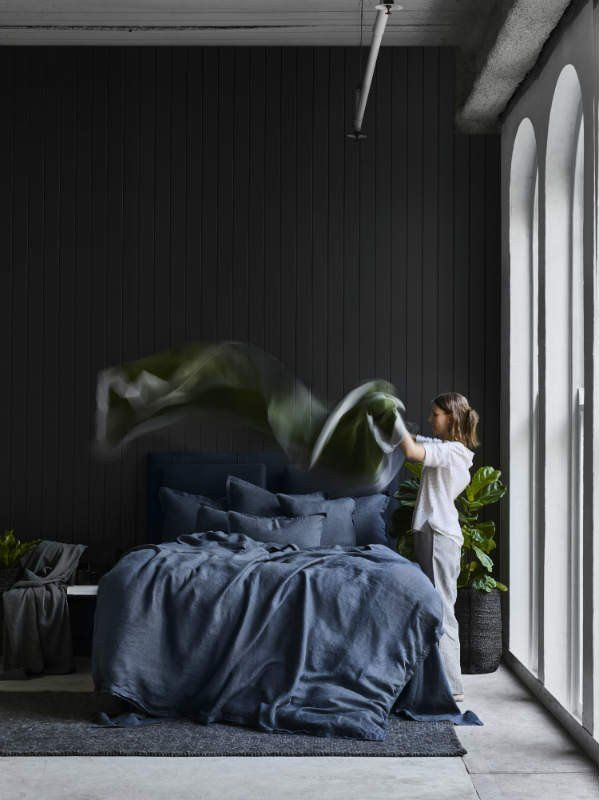 Pure Linen Quilt Cover | Bed Linen | Sheets on the Line