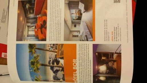 Hotel BOR Hyeres plage