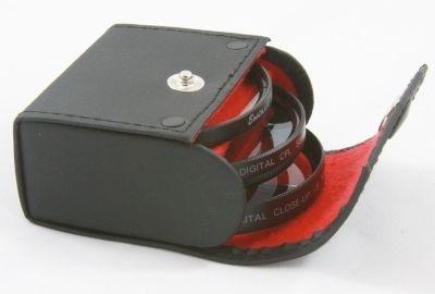 Zestaw Filtrów 52Mm Uv / Cpl / Szary Połówkowy, Zestawy JabbaFoto - specjalistyczny sklep z akcesoriami foto * Aparaty cyfrowe, obiektywy, statywy, lampy błyskowe, torby, plecaki