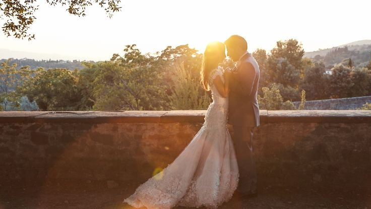 Wedding in Tuscany - Fiesole - Florence from waterfallvisuals.com