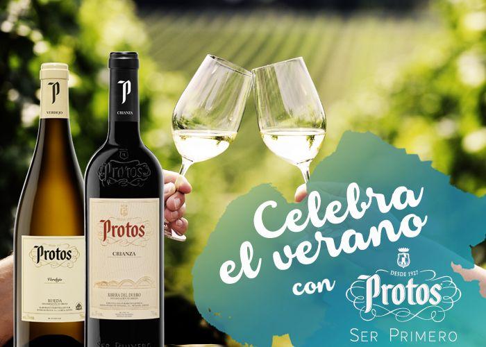 Sorteo de una cena con vino Protos