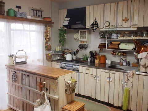 キッチンリメイク | サンキュ!主婦ブログ