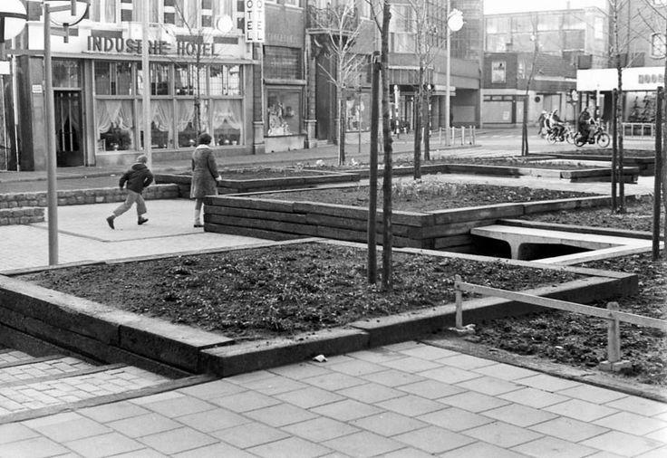 Korte Haaksbergerstraat Enschede (jaartal: 1970 tot 1980) - Foto's SERC