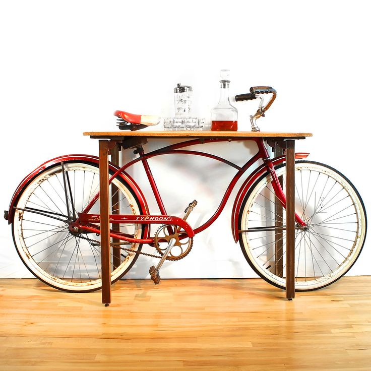 Fab.com | Bicycle Bar Table