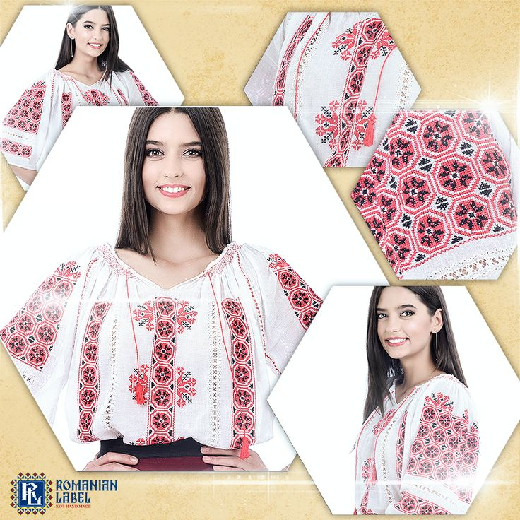 #ia e mereu la moda! #romanianblouse #romanianlabel