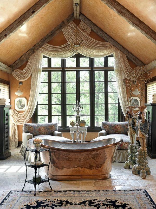 10 besten badewanne bilder auf pinterest | badewanne, badewannen ... - Grandiose Und Romantische Interieur Design Ideen