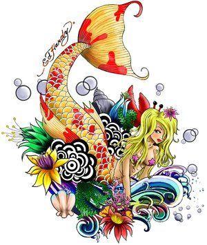 ... Associates on Pinterest | Don ed hardy Gorgeous tattoos and La luna