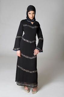 Saudi Abaya Designs 2012