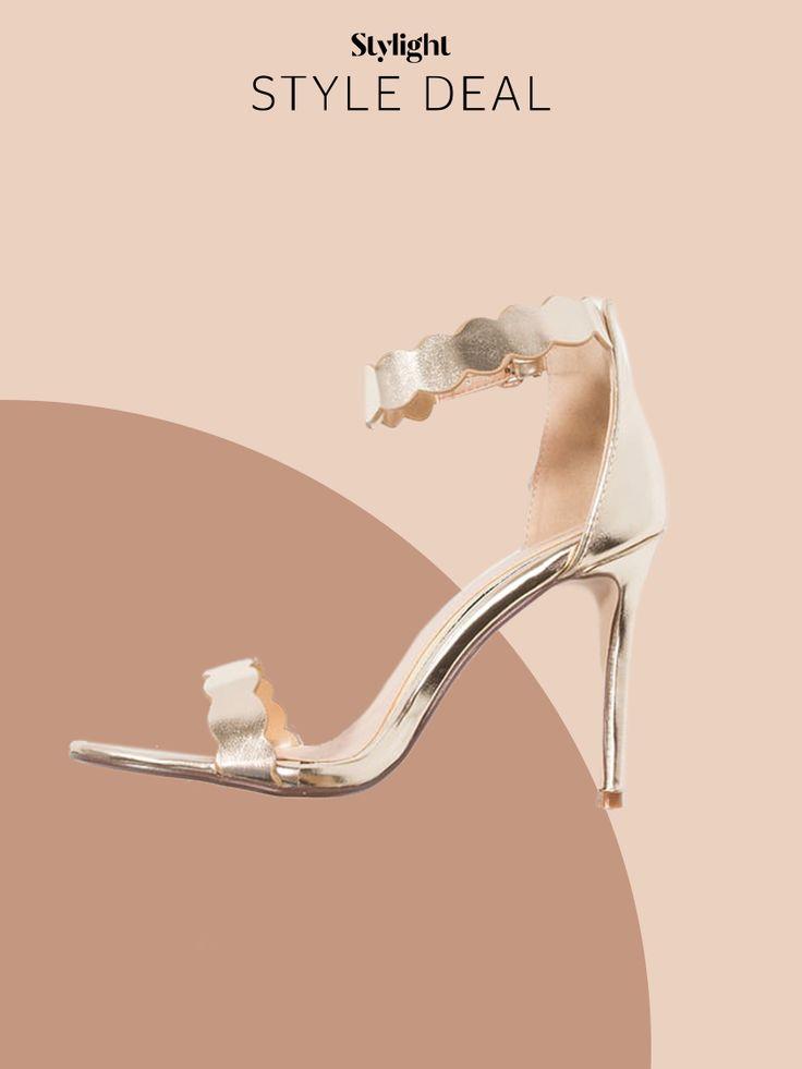 Sandali con tacco in saldo? Con lo Stylight Style Deal arricchite il vostro guardaroba con le tendenze moda del momento a prezzi super speciali!