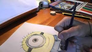 Resultado de imagen para minions morados para colorear