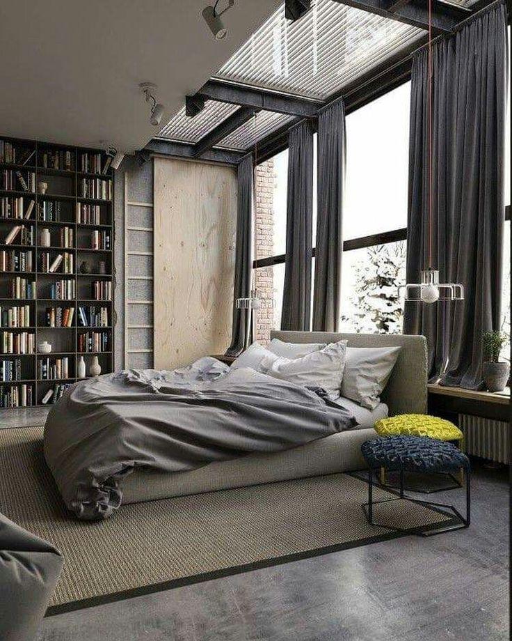 Une chambre design | design d'intérieur, décoration, chambre, luxe. Plus de nouveautés sur http://www.bocadolobo.com/en/inspiration-and-ideas/ http://amzn.to/2luqmxj