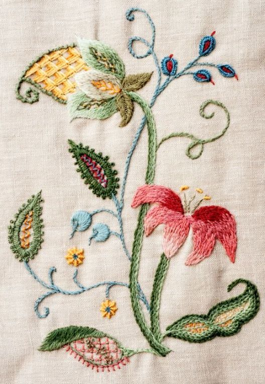 . embroidery aa