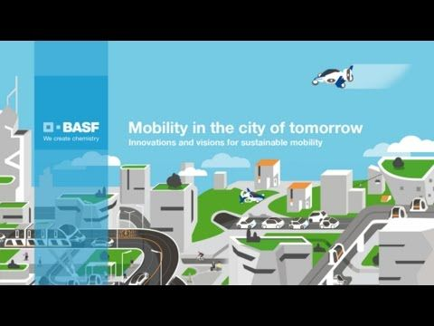 14 Mobility In The City Of Tomorrow Youtube Motion Design Video Urban Planning City