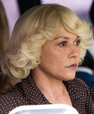 Catherine Zeta-Jones resembles Duchess Of Cornwall  Catherine Zeta-Jones underwent a dramatic makeover for her role asColombian drug lord Griselda Blanco in new movie Cocaine Godmother.  Yet scenes from the flick which aired on Lifetime on Saturday showed the 48-year-old actress bore a striking resemblance to Camilla Duchess Of Cornwall.  Sporting a golden wig that was expertly coiffed natural brunette Catherine looked worlds away from her typical glamour as she embodied a more regal elegant…