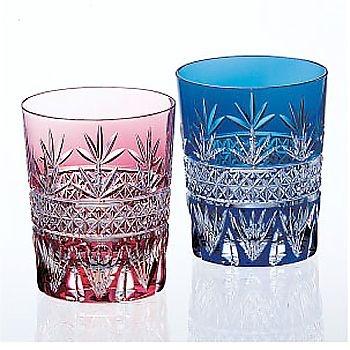 Japanese Glass craft   Edo Kiriko:江戸切子.