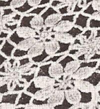 Crochet MOTIF BLOCK Daisy Flower Tablecloth Pattern