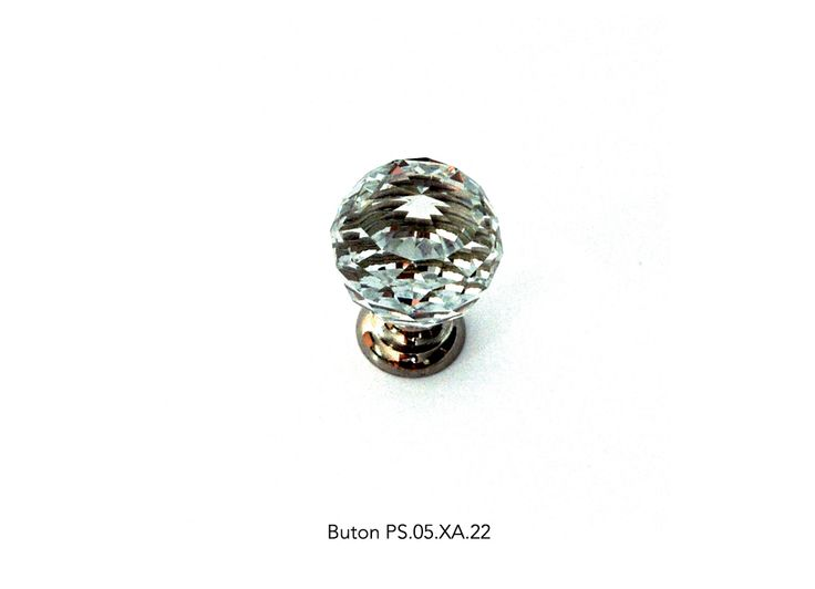 Buton cristale Swarovski PS.05.SA.22