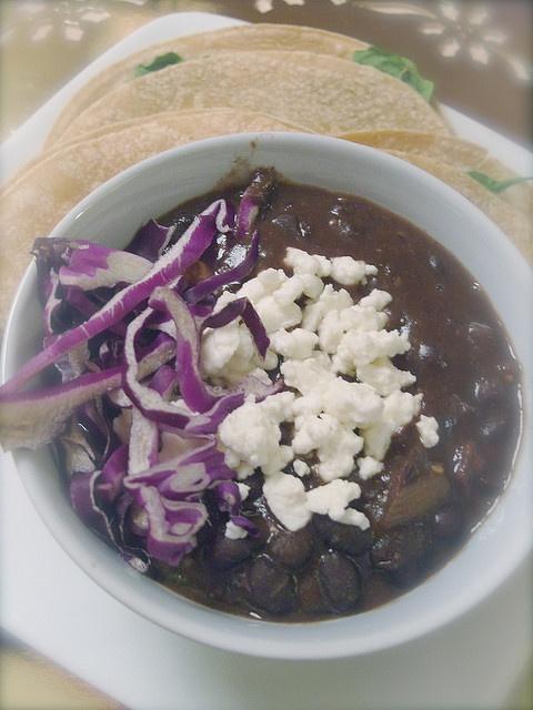 South Beach Black Bean Soup http://www.paleorecipecbook.tumblr.com