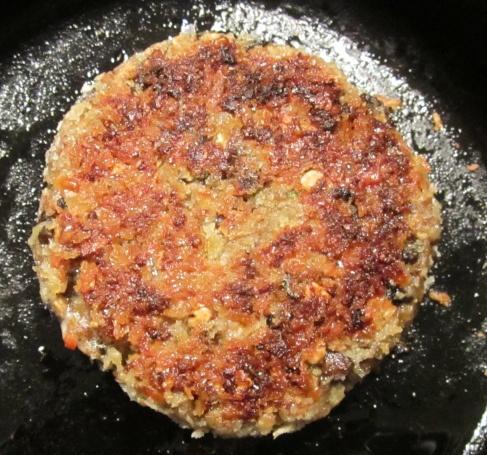 Portabella Mushroom Burger | Recipes | Pinterest