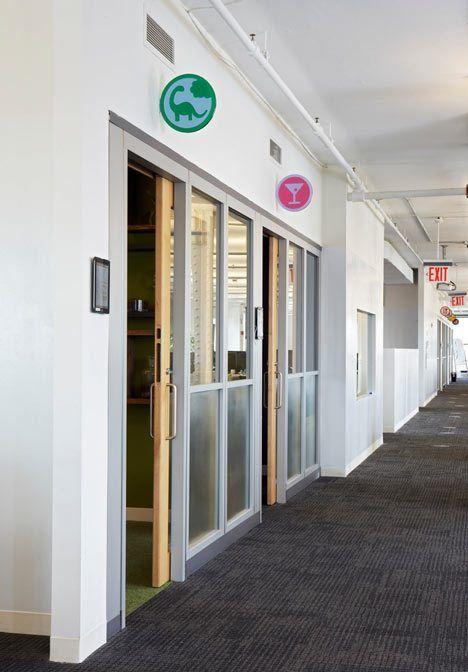 Découvrez les nouveaux bureaux de Foursquare à New-York