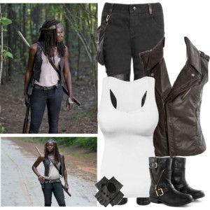 Michonne #Michonne #DanaiGurira #Katana #twd #thewalkingdead #Zombie #Apocalypse #Walkers #Survivors #PostapocalypticWorld