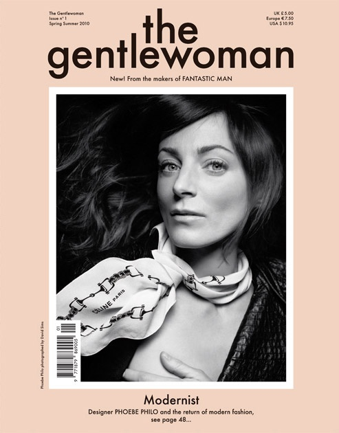 The Gentlewoman. One day I'll live in one place longer than 6 months and subscribe to this glorious publication.