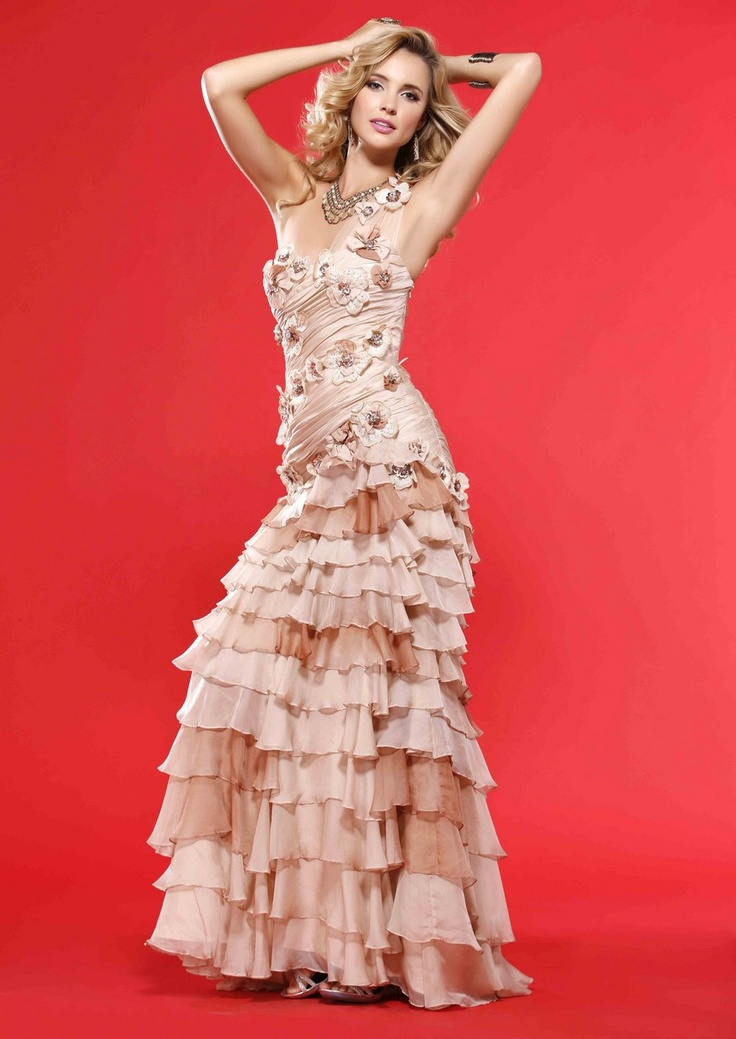 12 best BG Haute Dresses images on Pinterest | Party wear dresses ...
