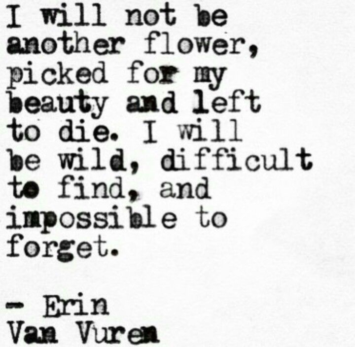 ˚°◦ღ I will not be... I will be