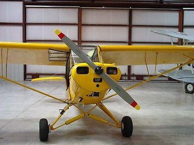 1956 Piper Pa 18 Super Cub Abq Albuquerque Nm Usa