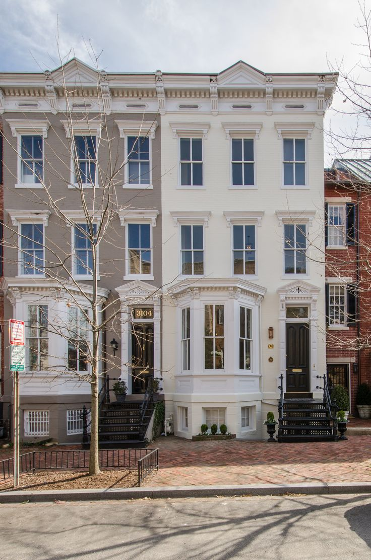 Look Inside This $2.995 Million Georgetown Townhouse | Washingtonian