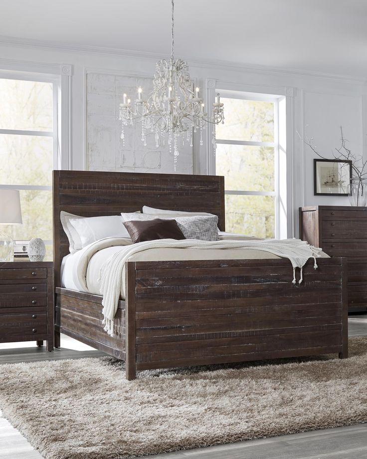 Townsend Queen Bed King bedroom sets, King bedroom