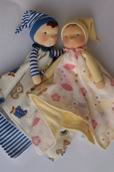 Organic Waldorf doll, for baby, natural materials, cloth doll, child friendly, soft doll
