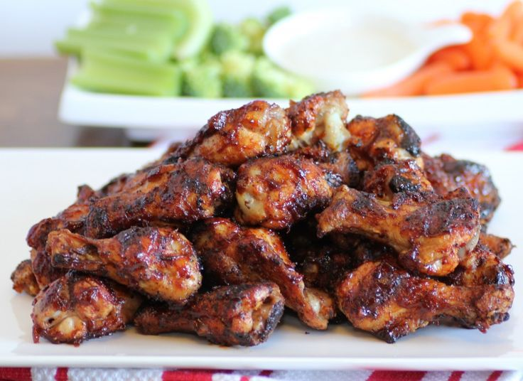 Finger Lickin' Chicken Drumettes/Labour Day Cookout #SundaySupper