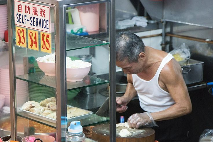 Within a generation, well-paying white-collar jobs and fast food started becoming de rigueur in #Singapore's fast-paced society. Consistency of processed food overtook the hard work and individuality of the hawker. And soon, many hawker stalls closed their doors for good.