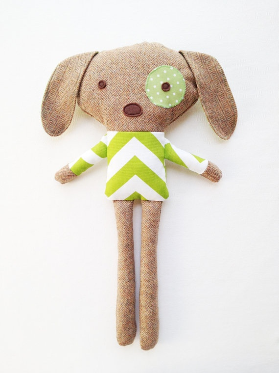 Dog Sewing Pattern  Toy Dog Sewing Pattern Dog by GandGPatterns, $10.00