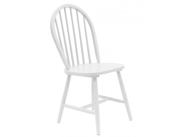 Krzesło Tempo białe — Krzesła Tenzo — sfmeble.pl