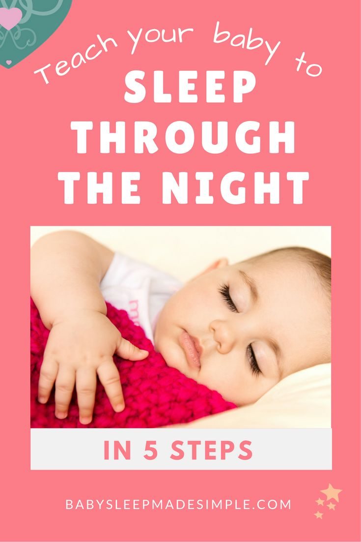 Teach Your Baby to Sleep Through the Night | Discover the gentle, natural way to…