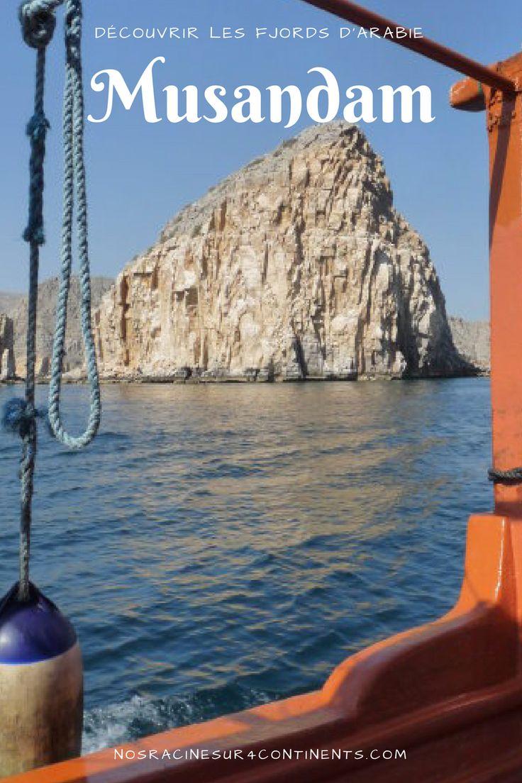#Oman : Une excursion en #boutre dans les #fjords d'Arabie #Musandam