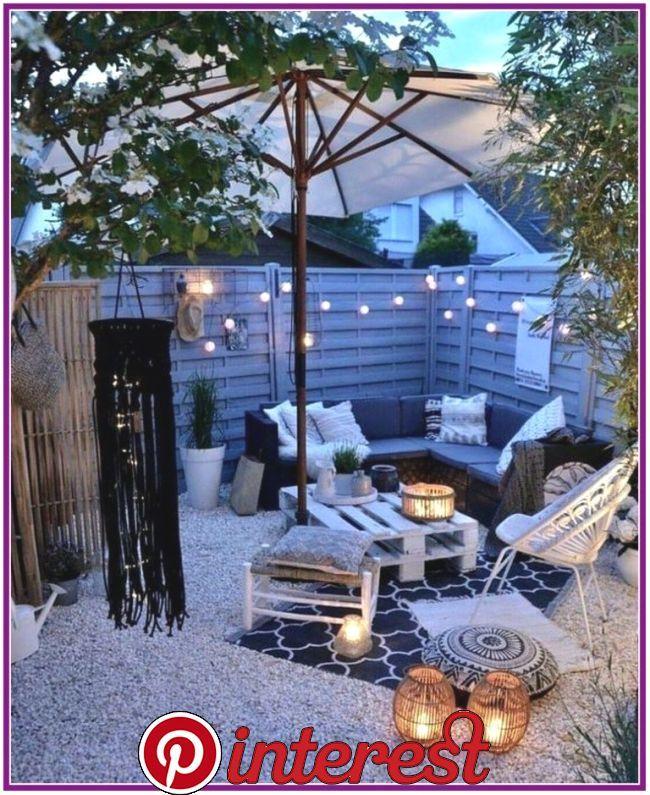 29 Stunning Small Patio Garden Decorating Ideas Poserforum
