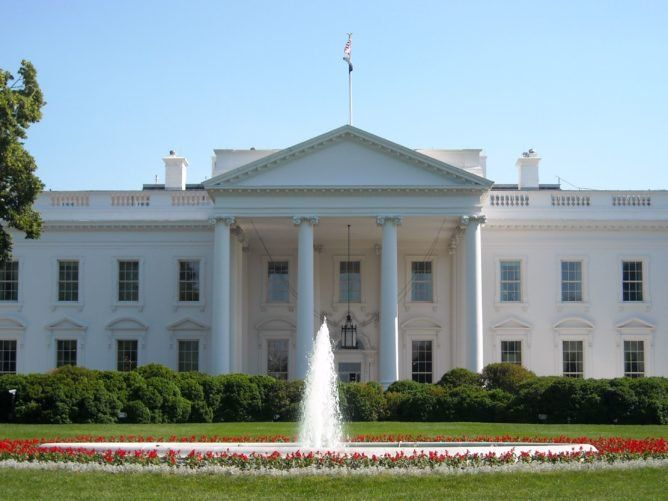 White House Women Face Bigger Gender Pay Gap Than The National Average