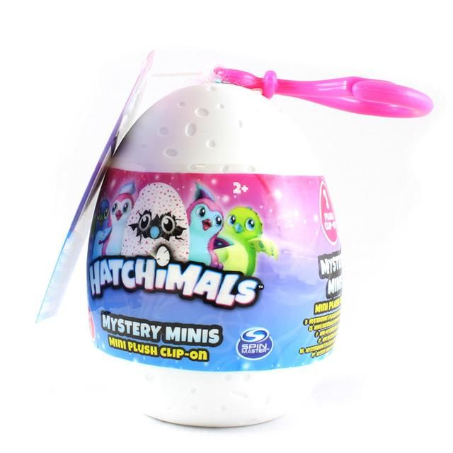 Hatchimals Plush Clip-On Mystery Minis $9