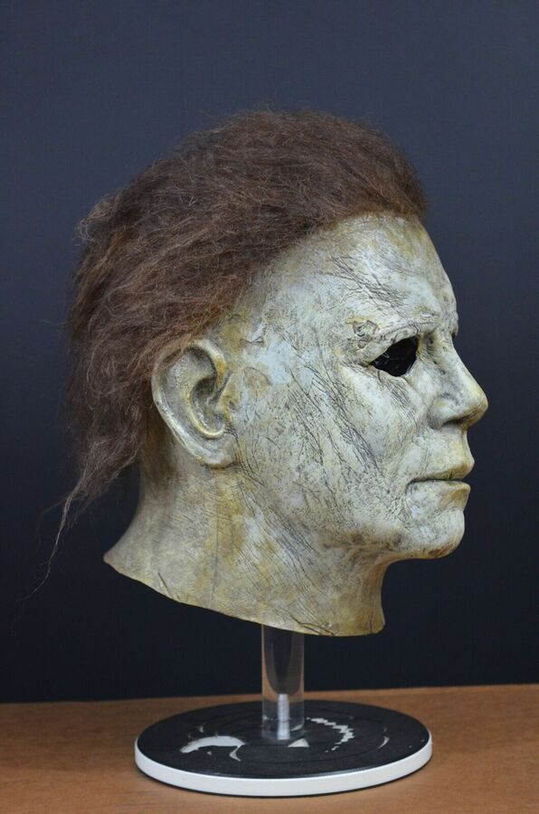 Halloween 2018 Michael Myers Mask.Michael Myers Halloween 2018 Mask Officially Licensed By Trick Or