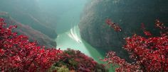 Island in The Three Gorges Reservoir 4