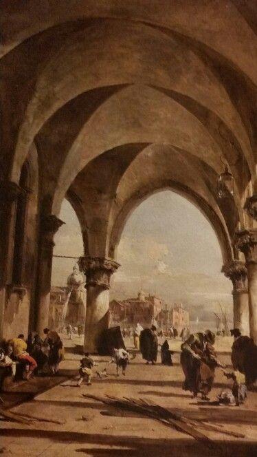 270 best painters italian guardi francesco images on for Arco arredamenti san giorgio