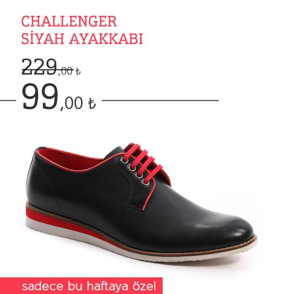 Sadece bu haftaya özel. - http://www.depodyum.com/challenger-erkek-ayakkabi-modelleri - Bir Podyum Havası.