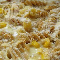 Recipe Picture:Tuna Mornay Pasta Bake