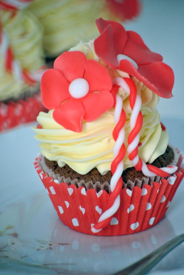 O prăjitura pentru Amidepuful meu! Sărut mânuțele și Mărțișor fericit! Te iubesc!!!!! :-*****
