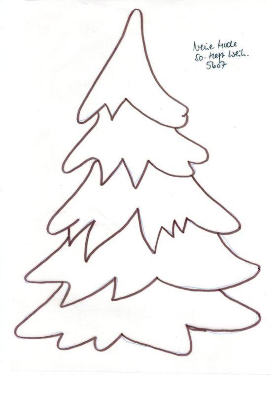 Die besten 25 tannenbaum vorlage ideen auf pinterest navidad hama perlen weihnachten und - Weihnachtsbaum vorlage ...