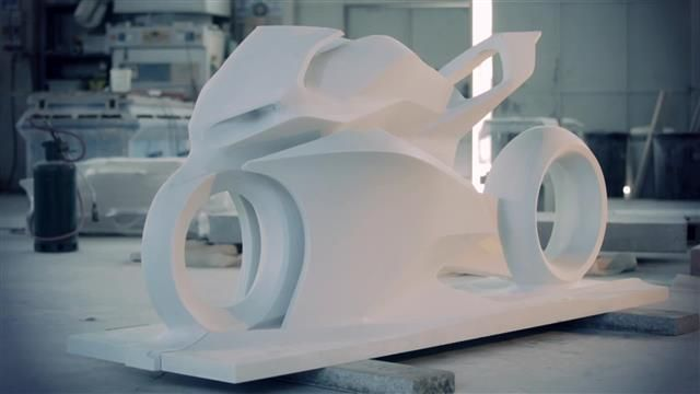#Ducati: Fortitudo mea in levitate, created by Breton #Shapemill