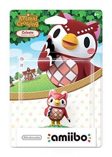 Nintendo Amiibo (Animal Crossing Series) - Celeste